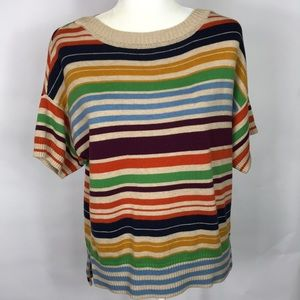 Tommy Hilfiger Short Sleeve Sweater
